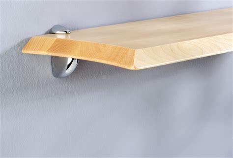 JAM Chrome metal shelf bracket set   BlueStoneShelves.com