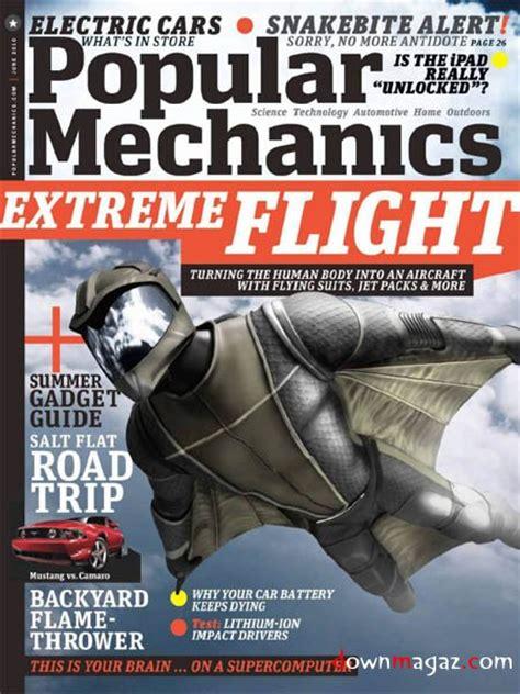 popular mechanics june    magazines