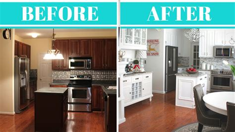 Designs Of Kitchens In Interior Designing 30 small kitchen makeovers before and after home
