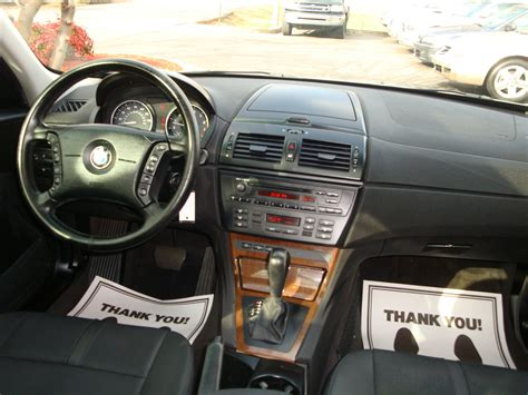 2005 Bmw X3 Interior by 2005 Bmw X3 Pictures Cargurus