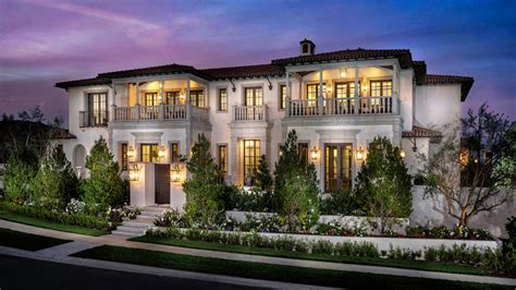 mediterranean mansion chic and modern mediterranean mansion in newport coast