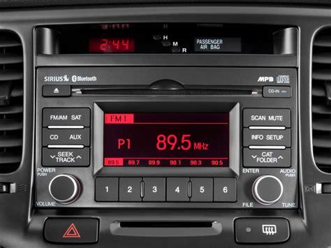 Kia Sound System Image 2011 Kia 5dr Hb Rio5 Sx Audio System Size