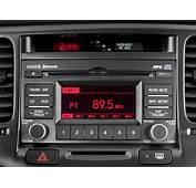 Image 2011 Kia Rio 5dr HB Rio5 SX Audio System Size