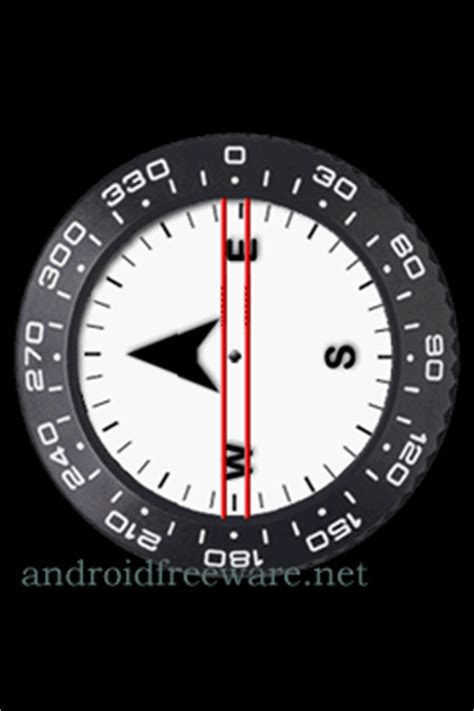 compass android compass free app android freeware