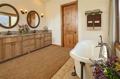 carpet in bathroom how to make it work