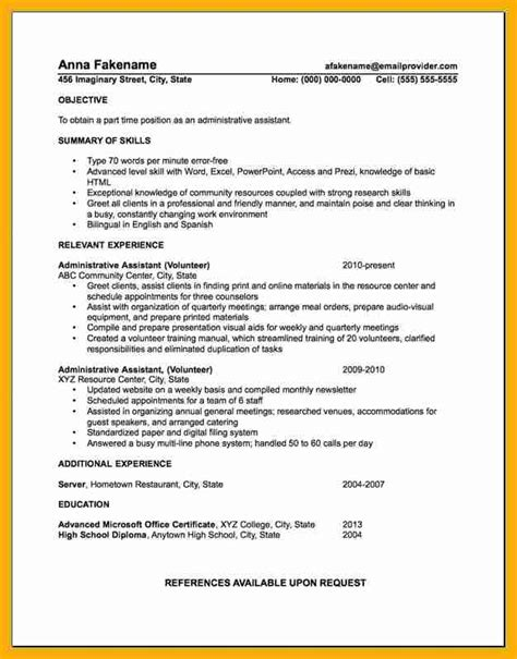 6 volunteer experience on resume data analyst resumes