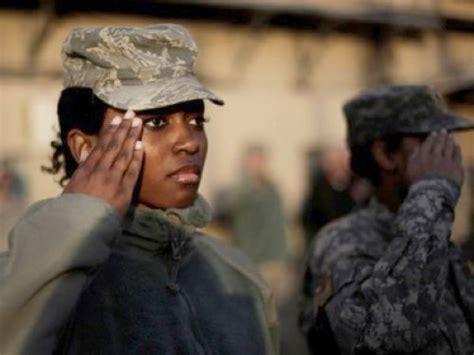 black women air force hairstyles u s military relaxes ban on natural hair