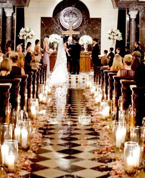 Church Ceremony Decorations Archives   Weddings Romantique