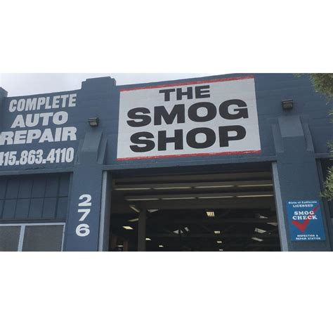 The Smog Shop   6 Photos   Auto Repair   San Francisco, CA