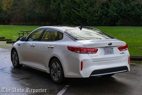 kia optima hybrid 2017 2017 kia optima hybrid ex review the auto reporter
