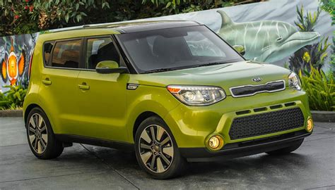 2014 Kia Soul Weight 2014 Kia Soul Test Drive