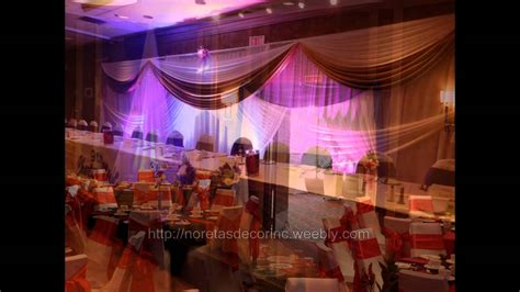 beautiful wedding decoration elegant weddings and events backdrop beautiful wedding decor