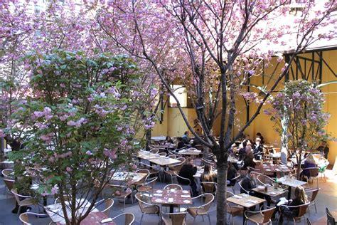 Outdoor Garden Nyc by 16 Outdoor Restaurant Designs Decorating Ideas Design Trends Premium Psd Vector Downloads