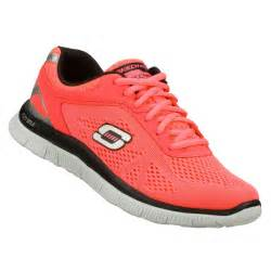 Scketcher Skechers Skechers Flex Appeal Love Your Style Hot Pink