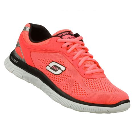 sneakers skechers skechers skechers flex appeal your style pink
