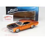Plymouth Road Runner Aus Dem Film Fast And Furious 7 2015