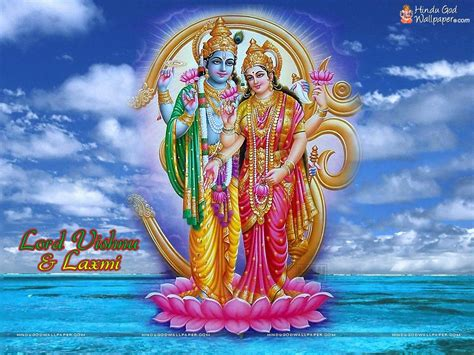 wallpaper for laptop of god lord vishnu hindu god wallpapers free download