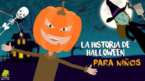 imagenes halloween con nombres historia de halloween para ni 241 os cuentos de halloween