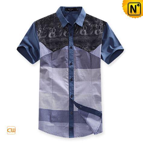 Sleeve Matching Shirts S Fashion Designer Matching Sleeve Shirts Cw100309