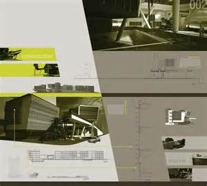 architectural design templates presenation mock up cavin architecture