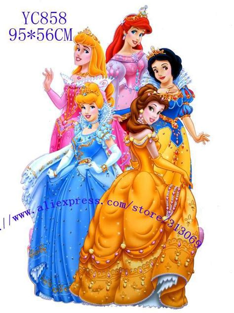 Art Wall Stickers pictures of cartoon princess cliparts co