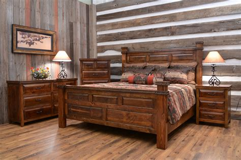 old west home decor home furnishings for cabin interiors bedroom collection