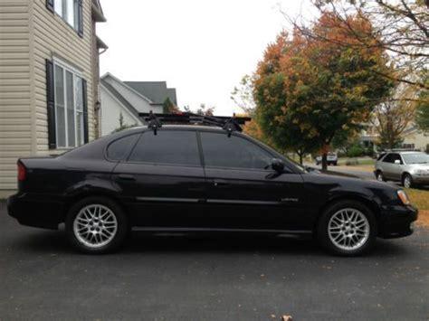 2001 subaru legacy gt limited buy used 2001 subaru legacy gt limited sedan 2 5l yakima