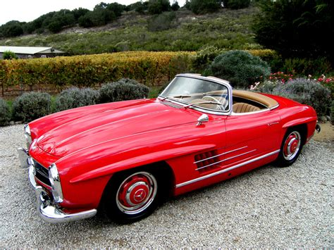 mercedes roadster for sale sold 1960 mercedes 300sl roadster grundfor