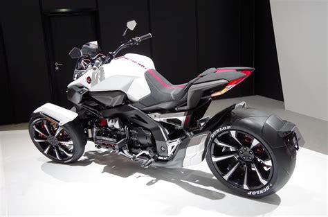 Harga Vans Patta ini dia honda neowing concept motor roda 3 mesin boxer 4