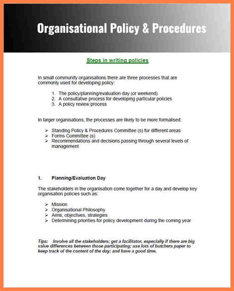 company policies template company policy template choice image template design ideas