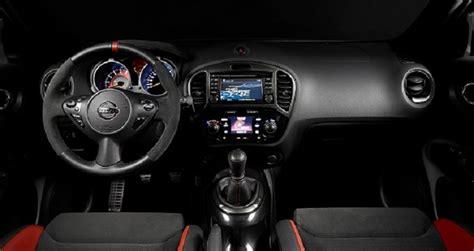 nissan juke nismo interior 2016 nissan juke nismo rs redesign engine mpg