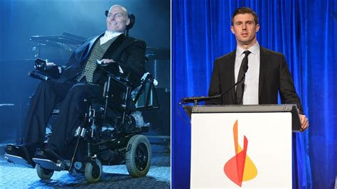 christopher reeve leg christopher reeve s son announces game changer in spinal