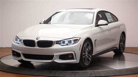 2019 bmw 4 series gran coupe new 2019 bmw 4 series 440i gran coupe 4dr car in norwalk