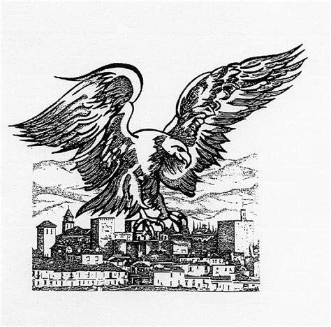 imagenes blanco y negro serie paisajes granada y la alhambra dibujos blanco y negro