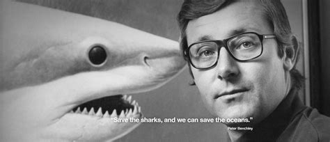 peter benchly peter benchley jaws author ocean advocate