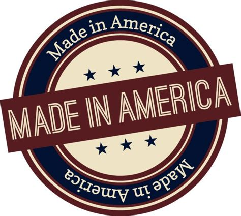 Handmade In America - we wish we saw a seal like this quot made in america quot on more