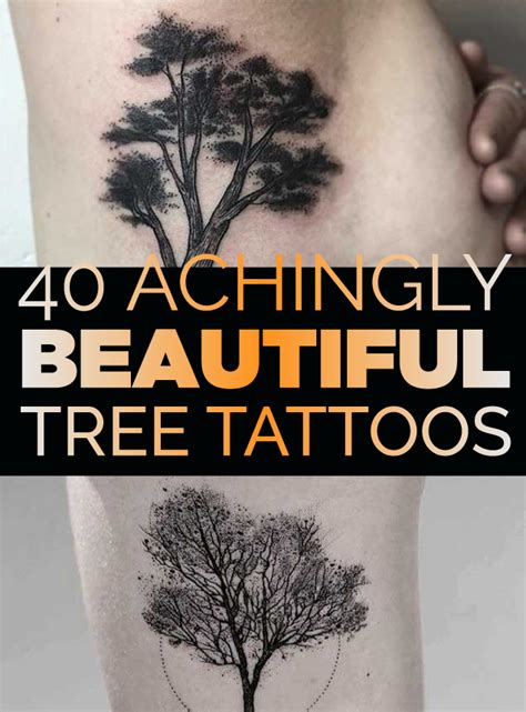 15 pine tree 40 achingly 15 how do tattoos take 40 achingly beautiful