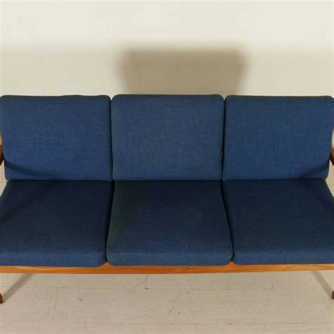 springs in couch cushions three seat sofa by cado teak springs cushions fabric