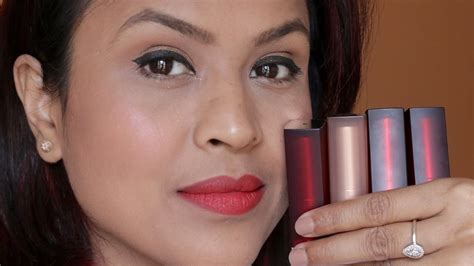 Maybelline The Powder Matte Lipstick review swatches maybelline powder matte lipsticks