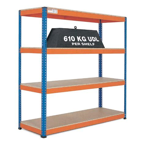 heavy duty warehouse shelving 1 8m wide gt warehouse