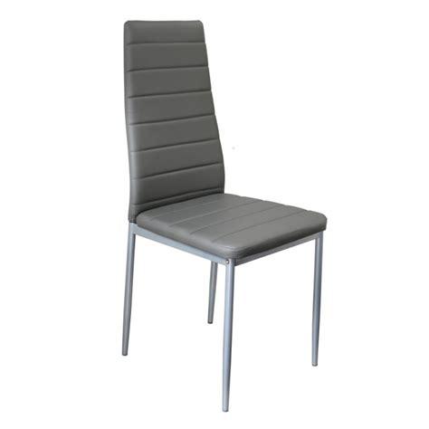 chaise pvc tilia chaise pvc gris troc 3000 fr 233 jus