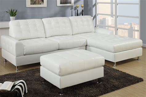 Tufted Sofa Sectional by Lancaster Tufted Leather Sectional Sofa At Gowfb Ca