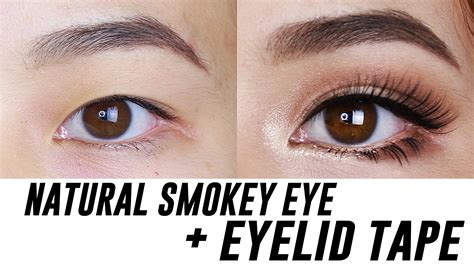 eyeshadow tutorial for small eyelids smokey eye makeup for small eyelids mugeek vidalondon