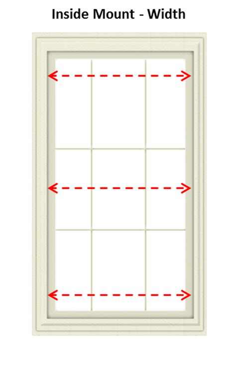 measure windows for blinds measuring blinds blinds