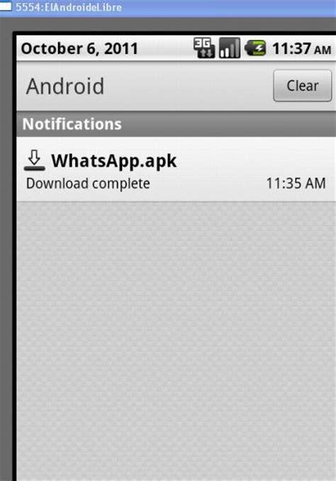 tutorial whatsapp php tutorial instalar y usar whatsapp en el pc www cbferos com