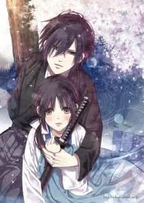 anime love anime art anime couple romantic love sweet
