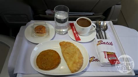 batik air meal airlinemeals net airline catering the world s largest