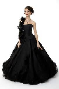 black dresses for a wedding great ideas of black wedding dress gown evening