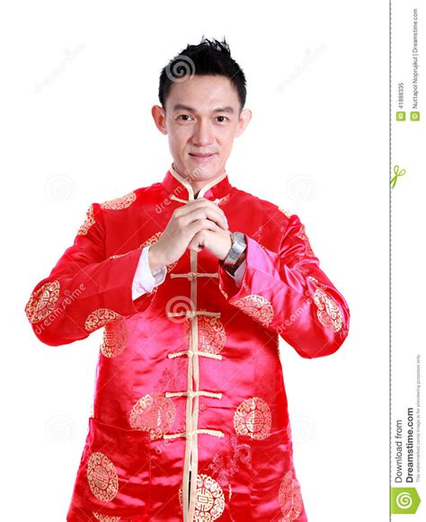 new year greeting gesture happy new year asian with gesture of