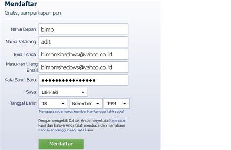 cara membuat nama korea menurut tanggal lahir blog anak sma tutorial lengkap cara membuat facebook atau